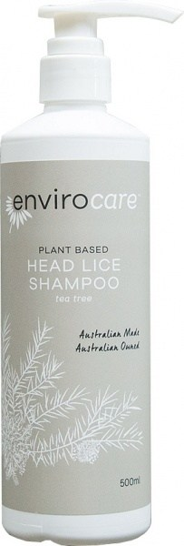 Enviro Care Head Lice Shampoo 500ml
