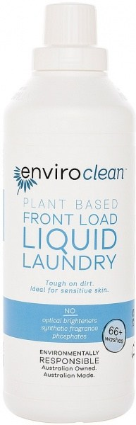 Enviro Clean Front Load Laundry Liquid 1L
