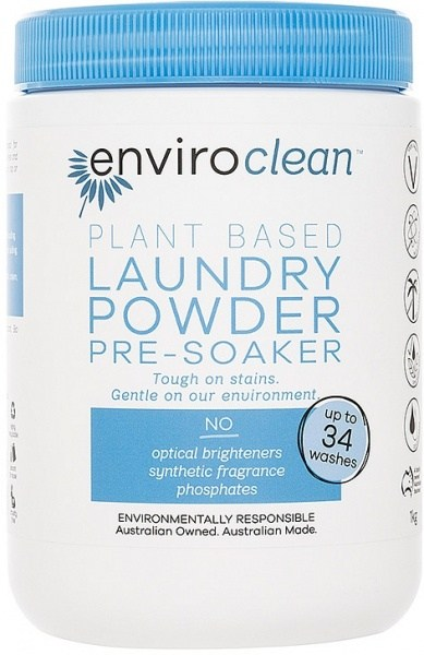 Enviro Clean Laundry Powder Pre-Soaker 1Kg