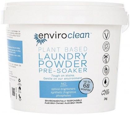 Enviro Clean Laundry Powder Pre-Soaker 2Kg