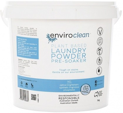 Enviro Clean Laundry Powder Pre-Soaker 5Kg