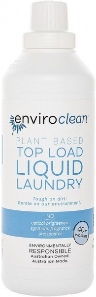 Enviro Clean Liquid Laundry Top Load 1L
