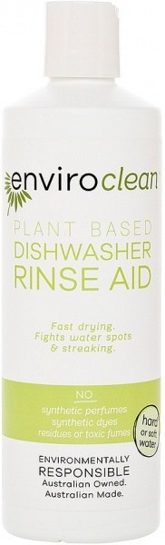 Enviro Clean Rinse Aid Concentrate 500mL