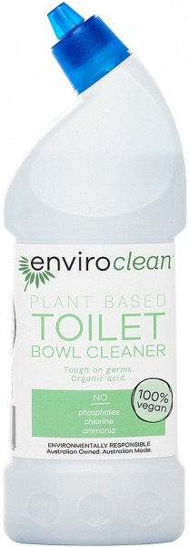 Enviro Clean Toilet Bowl Cleaner 600mL
