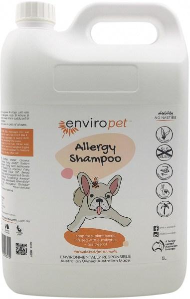 Enviro Pet Allergy Shampoo 5L