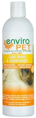 Enviro Pet Coat Wash & Conditioner 500ml