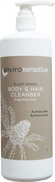 Enviro Sensitive Body & Hair 1L