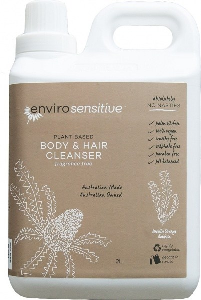 Enviro Sensitive Body & Hair 2L