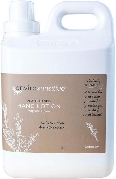 Enviro Sensitive Hand  Lotion 2L