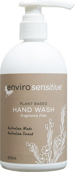 Enviro Sensitive Hand Wash 500ml