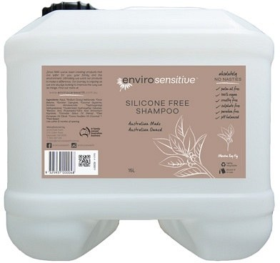 Enviro Sensitive Shampoo Silicone Free 15L
