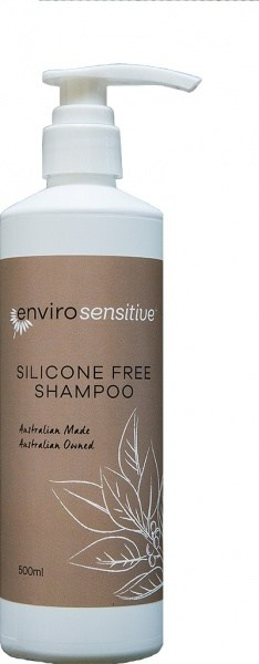 Enviro Sensitive Shampoo Silicone Free 500ml
