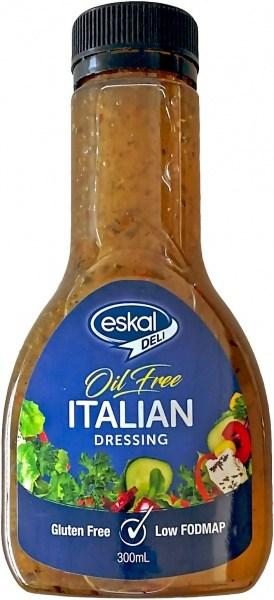 Eskal Deli Oil Free Italian Dressing  300ml