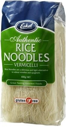 Eskal Rice Noodles Vermicelli 400g