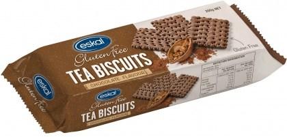 Eskal Tea Biscuits Chocolate  200g