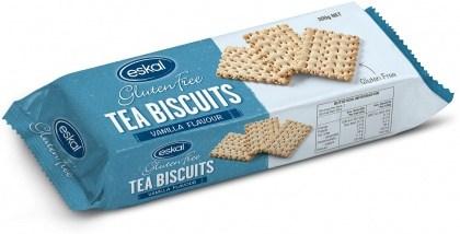 Eskal Tea Biscuits Vanilla 200g