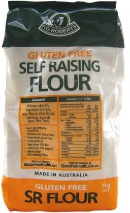 F.G Roberts Self Raising Flour  1kg