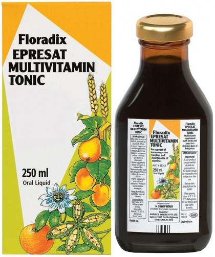 Floradix Espresat Multivitamin Tonic 250ml