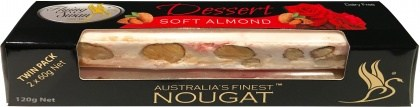Flying Swan Soft Almond Dessert Nougat Bar 120g