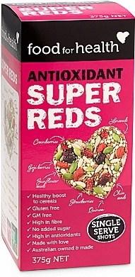 Food For Health Antioxidant Super Reds  330g