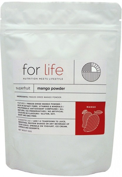 For Life Mango Powder 100g