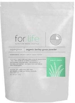 For Life Organic Barley Grass Powder 100g
