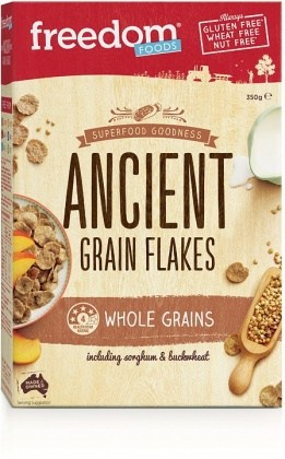 Freedom Foods Ancient Grain Flakes Gluten Free 350g