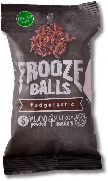 Frooze Balls Raw Energy Snack Balls Fudgetastic (5balls)  70g
