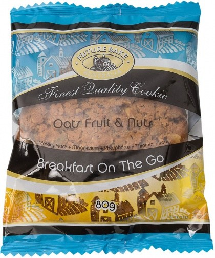 Future Bake Breakfast On The Go Cookie 80g