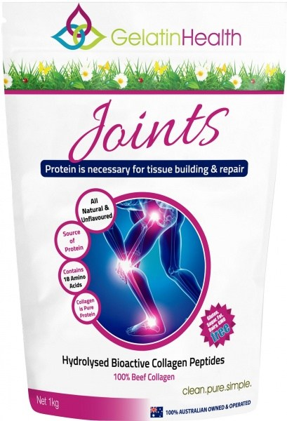 Gelatin Health JOINTS Collagen 1kg