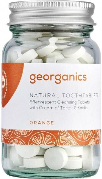 Georganics Toothtablets Orange 120tabs