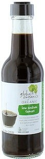 Global Organics Low Sodium Tamari Sauce 250ml