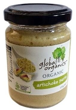 Global Organics Paste Artichoke Cream  120g