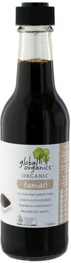 Global Organics Tamari 250mL
