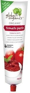 Global Organics Tomato Paste Tube 200g
