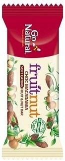 Go Natural Soft Eating Fruitnut Chocolate Macadamia 40g x 12
