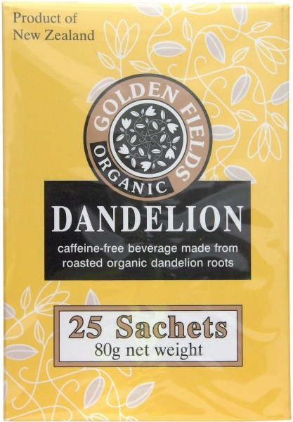 Golden Fields Organic Coffee Dandelion (25Sachets) 80g