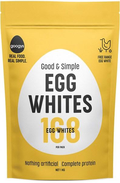 Googys Plain Egg Whites  1Kg