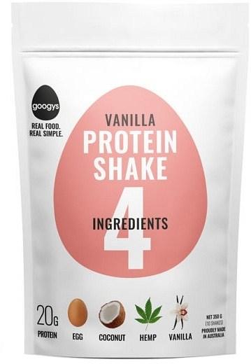 Googys Vanilla Protein Shake Powder  350g