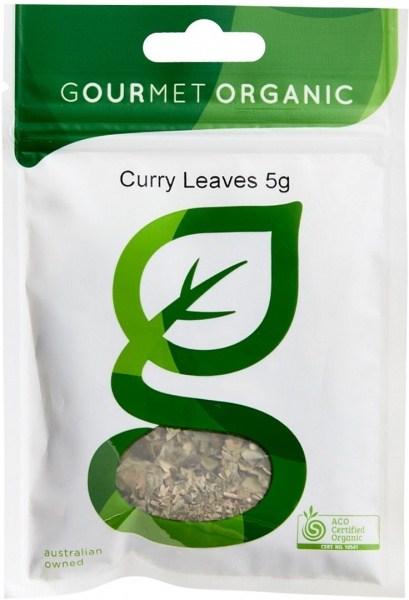 Gourmet Organic Curry Leaf 5g Sachet x 1