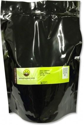 Gourmet Organic Mustard Seed Brown 1Kg
