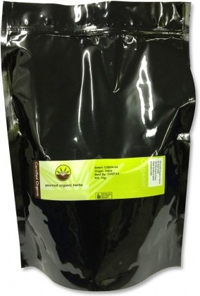 Gourmet Organic White Pepper Whole 250g
