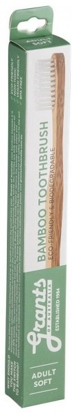 Grants Bamboo Toothbrush Adult Soft