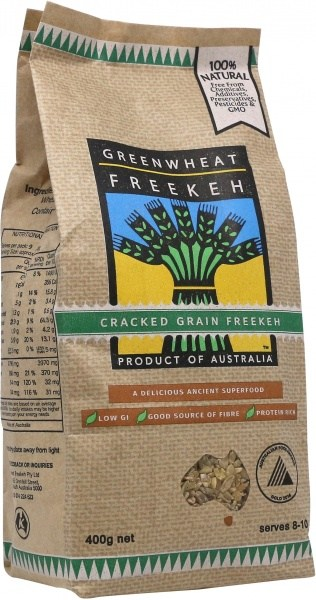 Greenwheat Freekeh Cracked Grain 400g