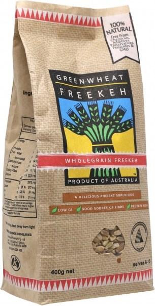 Greenwheat Freekeh Wholegrain 400g