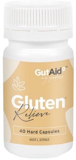 GutAid Gluten Rescue 40caps