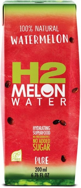 H2Melon Watermelon Water (Pack of 3) 200ml