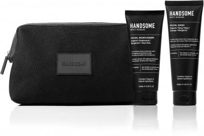 Handsome Men's Organic Skincare Ultimate Gift Pack