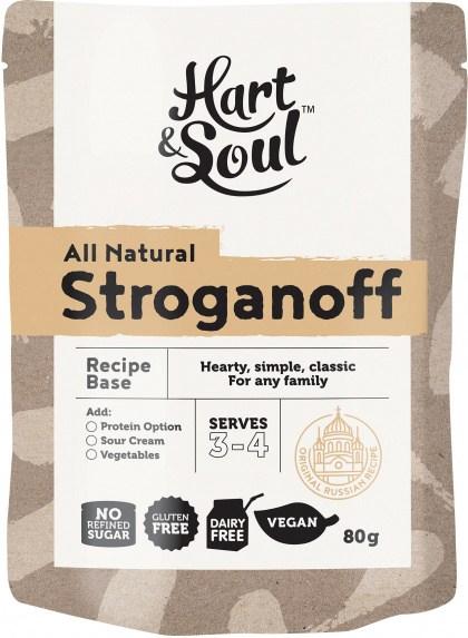 Hart & Soul Beef Stroganoff Recipe Base 80g