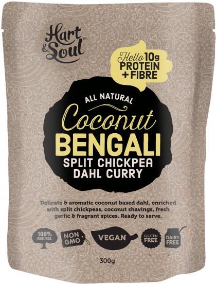 Hart & Soul Coconut Bengali Dahl 300g